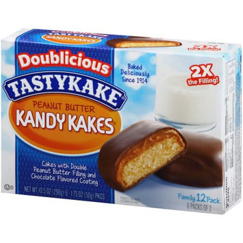 Tastykake® Doublicious: Peanut Butter Kandy Kakes®
