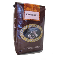 Jeremiah's Pick Coffee Co. Jeremiah's Pick Coffee Espresso Whole Bean Coffee, 10-Ounce Bags (Pack of 3)
