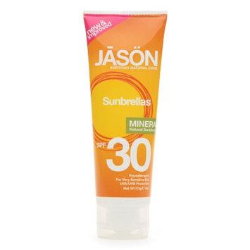 Jason Natural Cosmetics Sunbrellas MINERAL Natural Sunblock