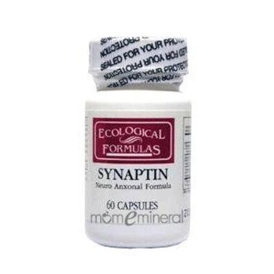 Ecological Formulas/Cardiovascular Research - Synaptin - 60 Caps.