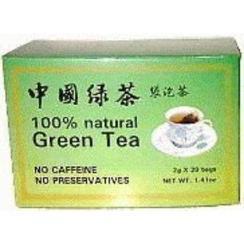 Royal King 100% Natural Green Tea 20 Tea Bags
