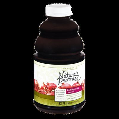 Nature's Promise Naturals Pomegranate Juice