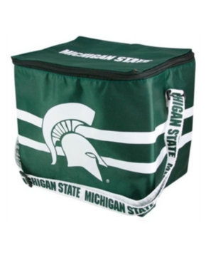 Forever Collectibles NCAA Zipper Lunch Bag NCAA Team: Michigan State