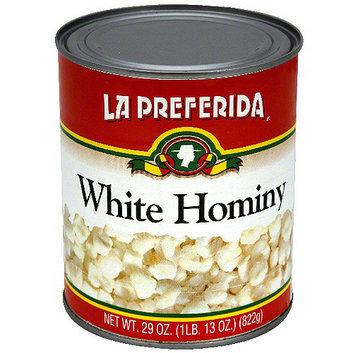 La Preferida White Hominy