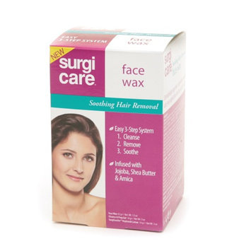 SurgiCare Soft Face Wax