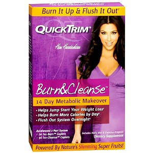 QuickTrim Burn & Cleanse