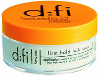D:Fi Heavy Wax Firm Hold Hair Wax 2.3oz