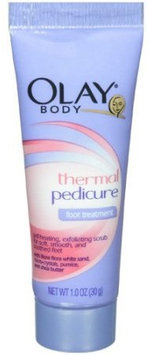 Olay Thermal Pedicure Foot Cream