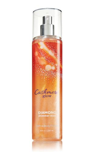 Bath & Body Works Signature Collection Cashmere Glow Diamond Shimmer Mist