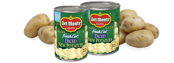 Del Monte® Diced New Potatoes