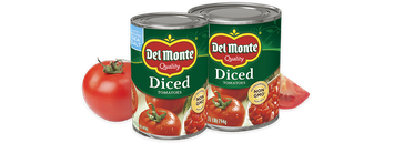 Del Monte® Diced Tomatoes