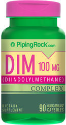 Piping Rock DIM 100mg 90 Capsules
