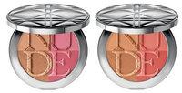 Dior Diorskin Nude Tan Paradise Duo Iridescent Blush & Bronzing Powder