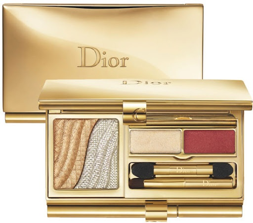 Dior Grand Bal Makeup Palette For Glowing Eyes And Lips