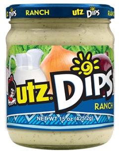 Utz Dips Ranch