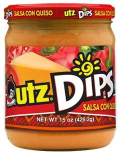 Utz Dip Salsa Con Queso