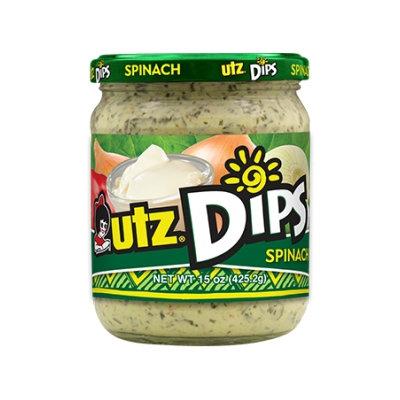 Utz Dips Spinach