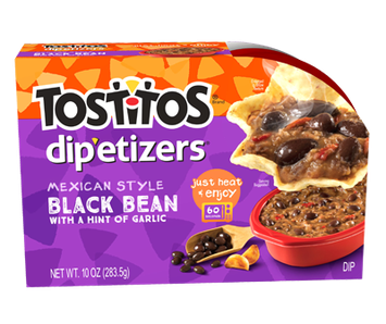 Tostitos® Dip-etizers™ Mexican Style Black Bean