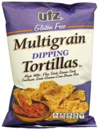 Utz Gluten Free Multigrain Dipping Tortillas