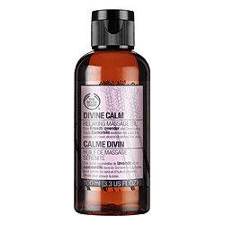 The Body Shop Divine Calm Relaxing Massage Oil 100 ml