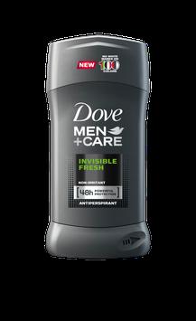 Dove Men+Care Invisible Antiperspirant Invisible Fresh