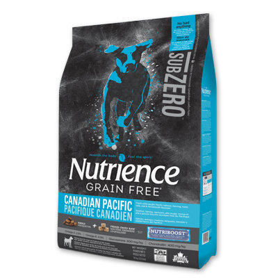Nutrience SUBZERO® Canadian Pacific Formula