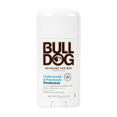 Bulldog Cedarwood & Patchouli Antiperspirant And Deodorant