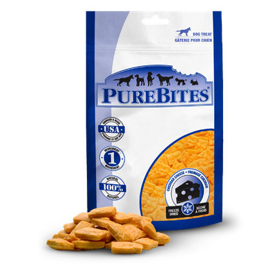 PureBites® Freeze Dried Cheddar Cheese Treats