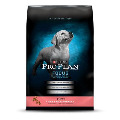 PRO PLAN® FOCUS® PUPPY Lamb & Rice Formula