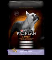 PRO PLAN® SAVOR® ADULT Shredded Blend Small Breed Lamb & Rice Formula