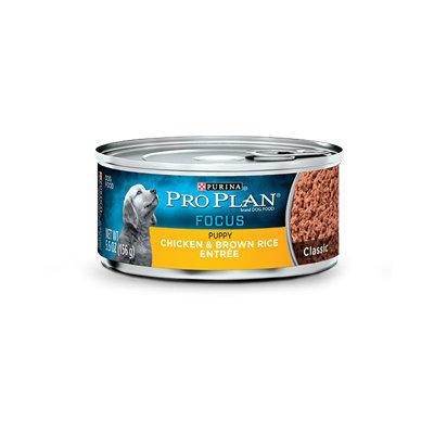PRO PLAN® FOCUS PUPPY Chicken & Brown Rice Entree Classic