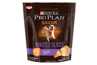 PRO PLAN® DOG SNACK SAVOR® Roasted Slices Made With Real Chicken