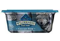 THE BLUE BUFFALO CO. BLUE™ Wilderness® Trail Tubs™ Chicken Stew For Adult Dogs