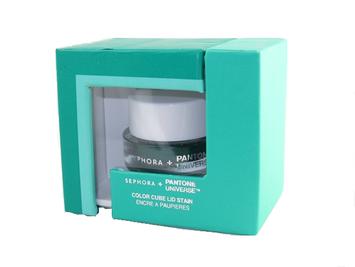SEPHORA + PANTONE UNIVERSE™ Color Cube Lid Stain Emerald