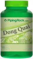 Piping Rock Dong Quai 1000mg 180 Capsules
