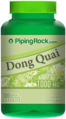 Piping Rock Dong Quai 1000mg 180 Capsules