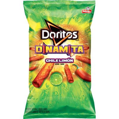 Doritos® Dinamita® Chile Limon  Flavored Rolled Tortilla Chips