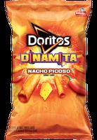 Doritos® Dinamita Nacho Picoso Rolled Tortilla Chips