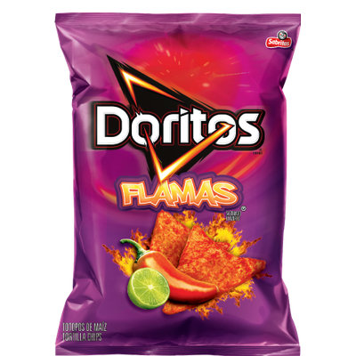Doritos® Flamas® Flavored Tortilla Chips