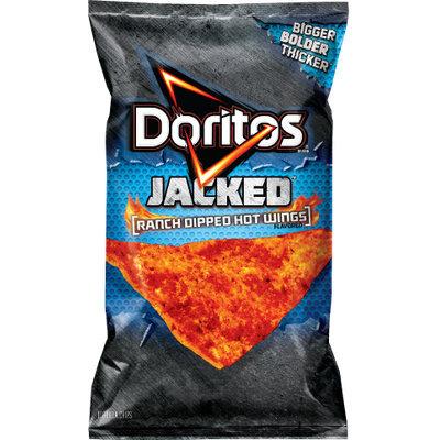 Doritos™ Jacked™ Ranch Dipped Hot Wings Tortilla Chips