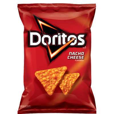Doritos®  Nacho Cheese Flavored Tortilla Chips