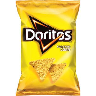 Doritos® Toasted Corn Tortilla Chips