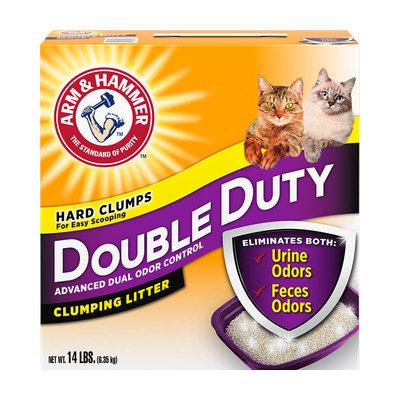 ARM & HAMMER™ Double Duty Clumping Cat Litter