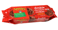 Annie's® Double Chocolate Chip Cookies