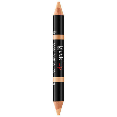 Black Up Double Ended Correction Pencil