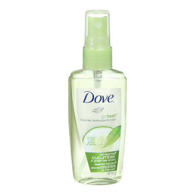 Dove Go Fresh Cool Essentials Body Mist
