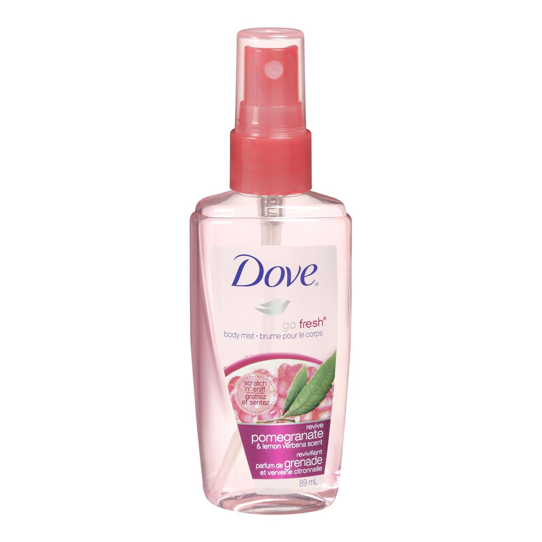 Dove Go Fresh Revive Body Mist