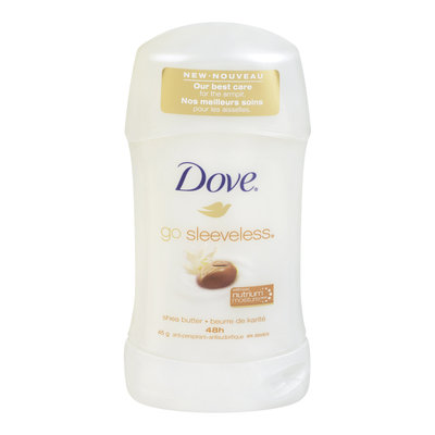Dove go Sleeveless Anti-Perspirant, Shea Butter