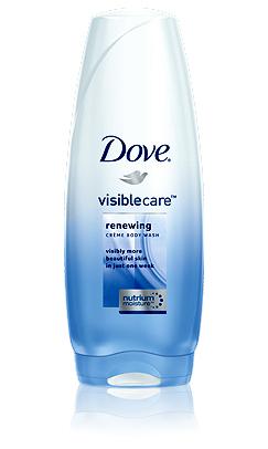 Dove Visiblecare Renewing Creme Body Wash
