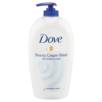 Dove Beauty Cream Wash